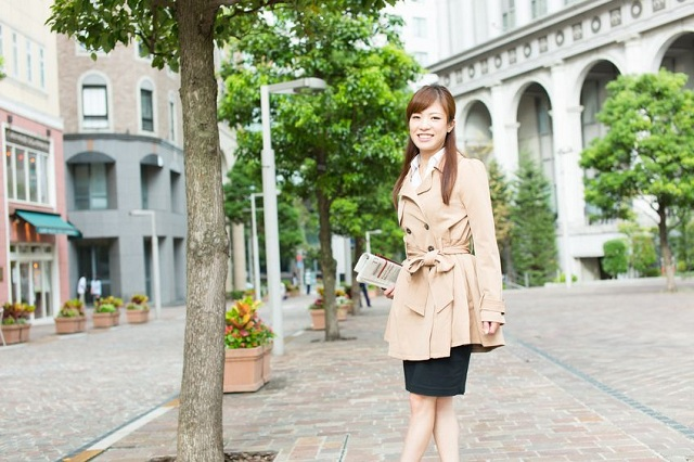 春コートのトレンチレディース5000円~1万円台のおすすめ4選